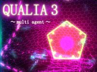 QUALIA 3: Multi Agent(Steam、2014年)