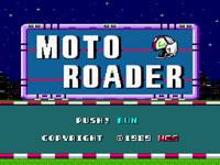 モトローダー(PCエンジン、1989年)