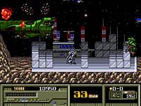 重装機兵レイノス(メガドライブ、1990年)